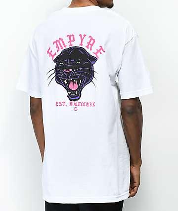 Empyre Panthera White T-Shirt