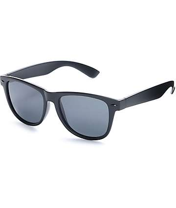 Empyre Quinn Classic Matte Black Sunglasses