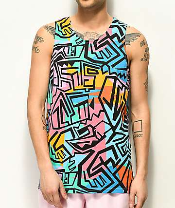 Empyre Radical Retro Tank Top