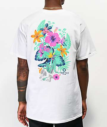 Empyre Rebirth White T-Shirt