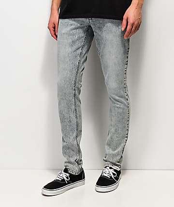 Empyre Recoil jeans súper ajustados con lavado acido