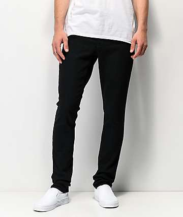 Empyre Recoil skinny jeans en negro