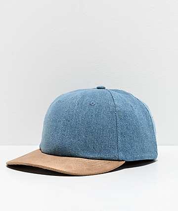 Empyre Reggie Denim Strapback Hat