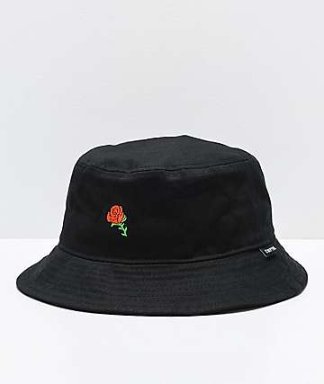 Empyre Rozay Black Bucket Hat