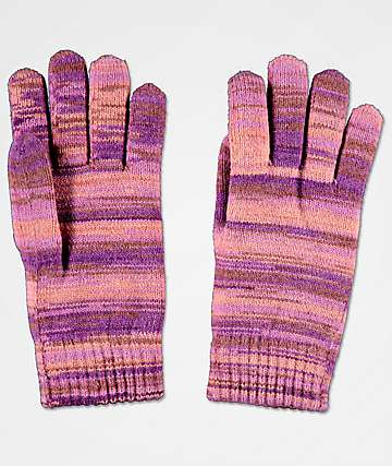 Empyre Sasha Pink & Purple Gloves