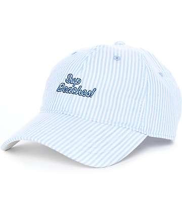 Empyre Seer Blue & White Strapback Hat