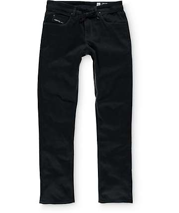 Empyre Skeletor Black Bedfor pantalones skinny