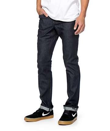 Empyre Skeletor S Gene Blue Skinny Fit Jeans