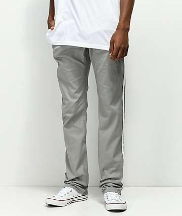 Empyre Sledgehammer pantalones grises con rayas