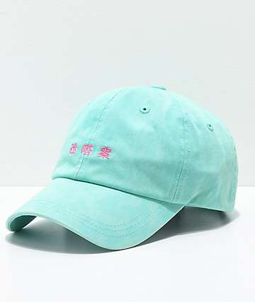 Empyre Solstice Always On My Mind Teal Dad Hat