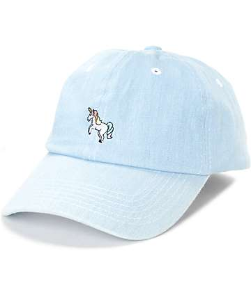 Empyre Solstice Unicorn Light Denim Hat