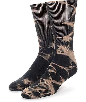 Empyre Spirit calcetines negros blanqueados