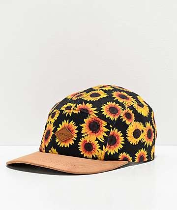 Empyre Talia Black Strapback Hat