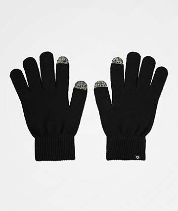Empyre Textremity Black Gloves