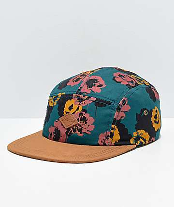 Empyre Thaddea Five Panel Strapback Hat