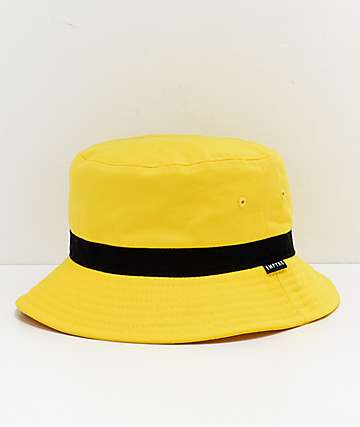 Empyre The Chill Yellow Bucket Hat