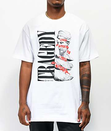 Empyre Tragedy White T-Shirt