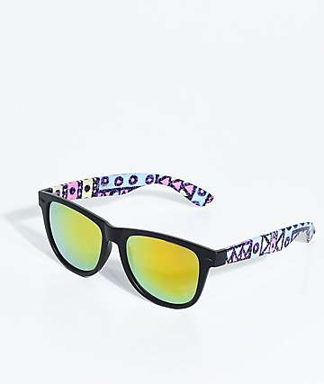 Empyre Vice Screechy Yellow & Orange Sunglasses
