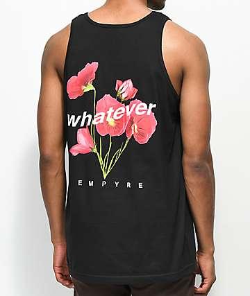 Empyre Whatever camiseta negra sin mangas