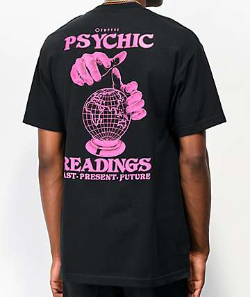 Empyre World Readings Black T-Shirt