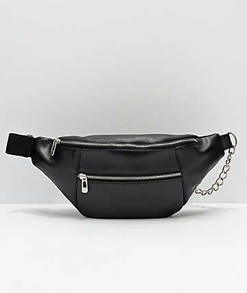 Empyre Yasmin Hardware Black Crossbody Bag