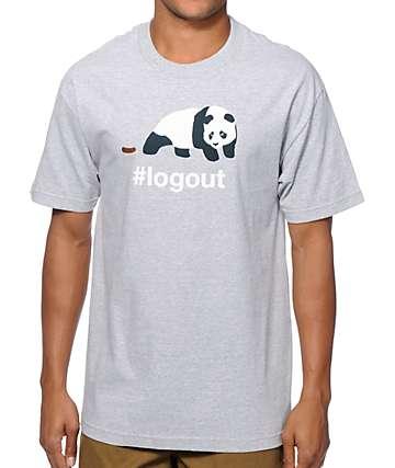 Enjoi #Logout T-Shirt