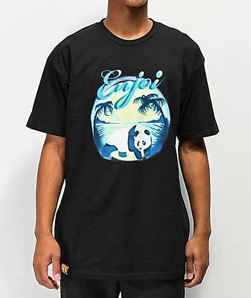 Enjoi Airbrush camiseta negra