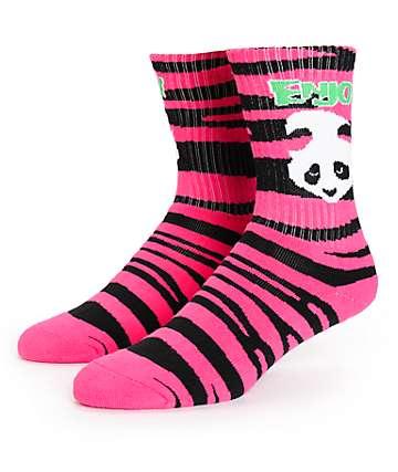 Enjoi Animal Crew Socks