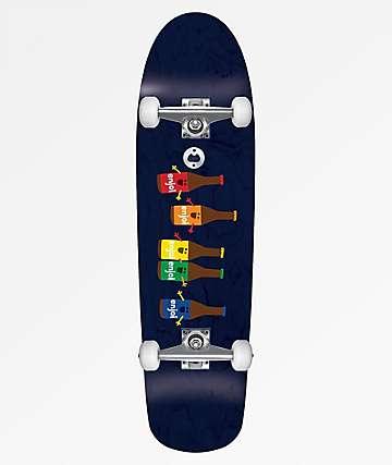 "Enjoi Beer Run 8.5"" Cruiser Complete Skateboard"