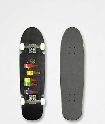 "Enjoi Beer Run 8.5"" cruiser completo de skate"