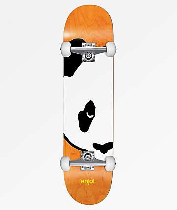"Enjoi Big Head Panda 7.0"" Skateboard Complete"