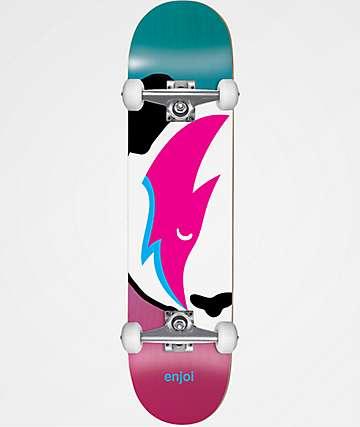 """Enjoi Bighead Stardust 7.5"""" Skateboard Complete"""