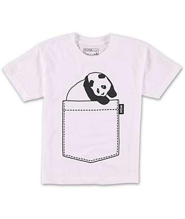 Enjoi Boys Jumbo Pocket T-Shirt
