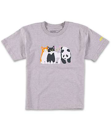 Enjoi Boys Meow Meow T-Shirt