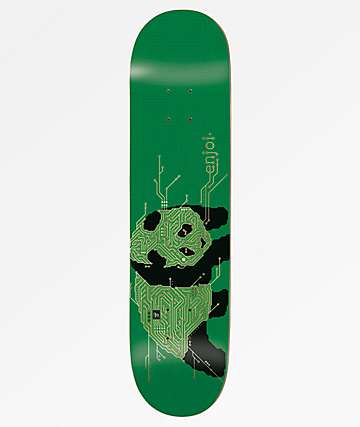 "Enjoi Circuit Board 8.25"" Skateboard Deck"