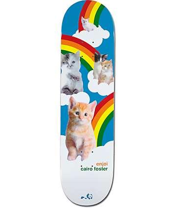 """Enjoi Foster Kitten Dreams 8.125""""  Skateboard Deck"""