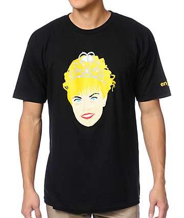 Enjoi Homecoming Queen Black T-Shirt