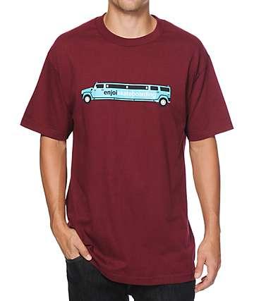 Enjoi Hummer Stretch Limo T-Shirt