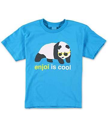 Enjoi Is Cool Boys T-Shirt