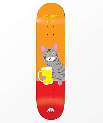 "Enjoi Jackson Pussy Magnet 8.375"" Skateboard Deck"