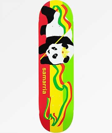 "Enjoi Jah Panda Samarria 8.25"" Skateboard Deck"