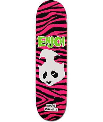 """Enjoi Louie Barletta Punk Doesnt Fit 8.0""""  Skateboard Deck"""