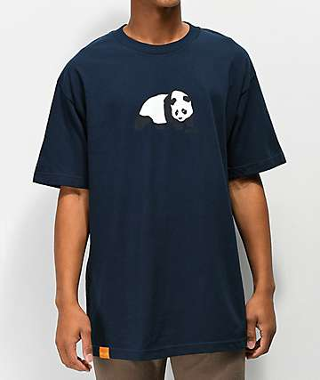 Enjoi Original Panda Navy T-Shirt