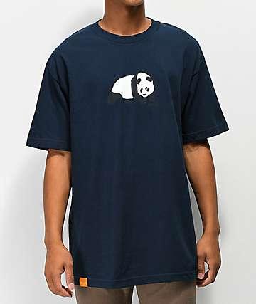 Enjoi Original Panda Navy T-Shirt