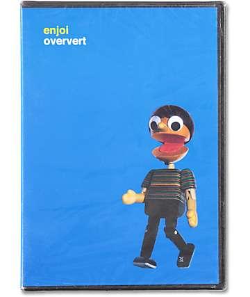 Enjoi Oververt Skateboard DVD