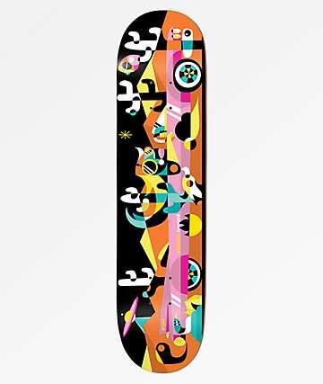 """Enjoi Samarria Zoonchez 8.0"""" Skateboard Deck"""