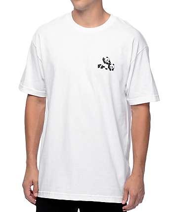 Enjoi Small Humping White T-Shirt
