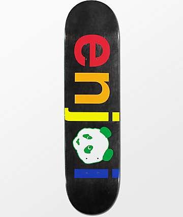 """Enjoi Spectrum No Brainer 8.0""""  Skateboard Deck"""