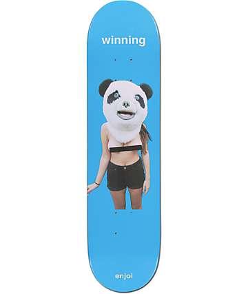 """Enjoi Winning 7.75""""  Skateboard Deck"""