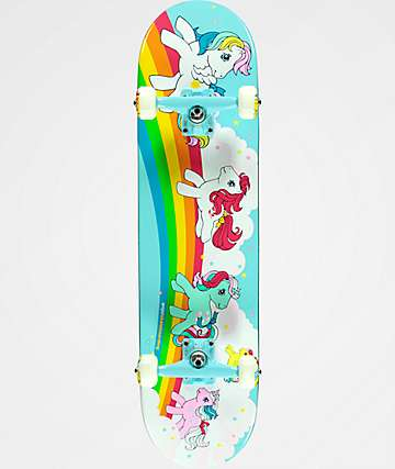 "Enjoi x My Little Pony 8.0"" Skateboard Complete"